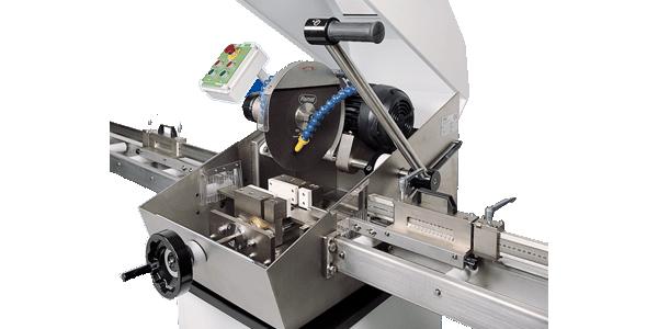 Cortadora para metalografía