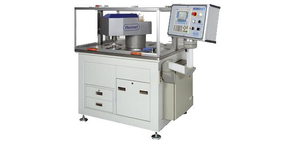 Pulidora metalografía